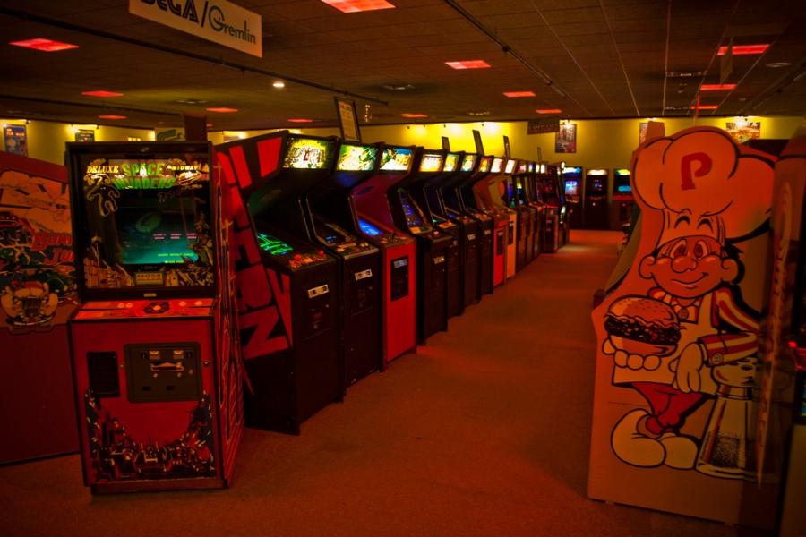 arcademachines