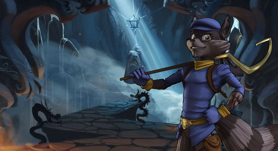 Review Sly Cooper Thieves In Time Quarter Disorder