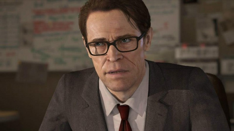 beyond two souls dafoe