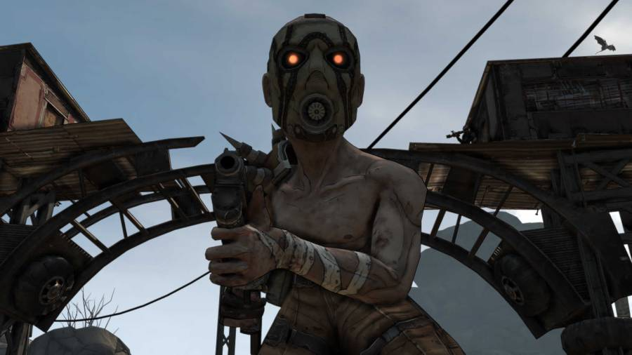 The first Borderlands released in 2009 is one of the more popular games. (Image by Gearbox Software)