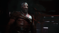 An older Kratos returns in the new God of War. (Image by Sony Interactive Entertainment)