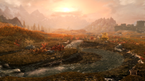 The upcoming Skyrim: Special Edition will feature native 4K visuals on the PS4 Pro. (Image by Bethesda Softworks)